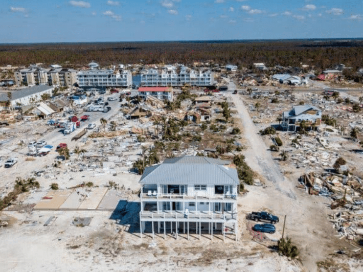 Hurricane Michael's Devistation